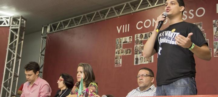 Fetamce lança Comitê do Plebiscito Popular pela Reforma Política, campanha de filiação e a terceira Revista F