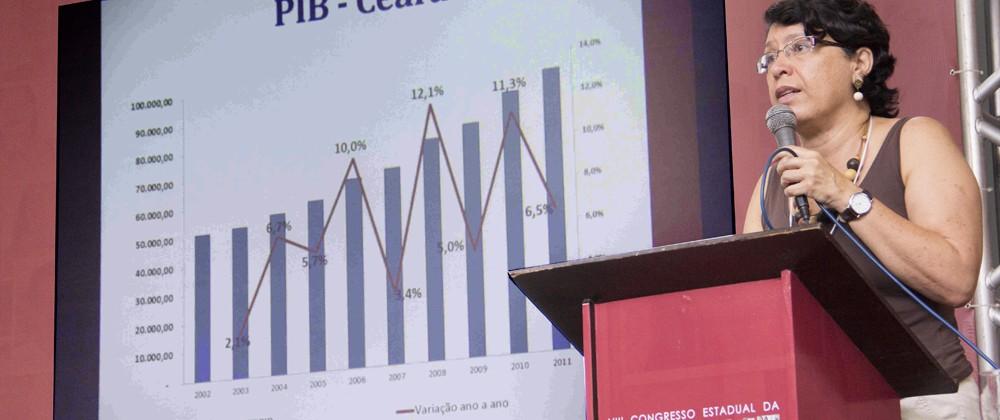 Debate sobre conjuntura nacional aponta defesa do atual projeto político e econômico