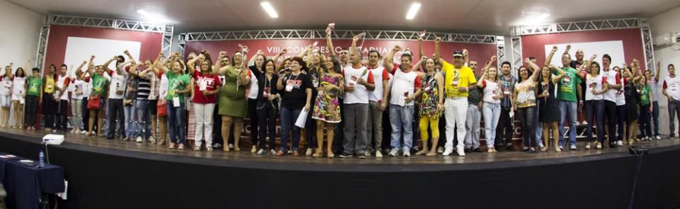 Enedina Soares é reeleita presidenta da Fetamce para o próximo triênio