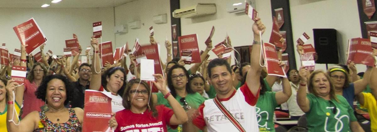 Reeleição de Dilma é prioridade para a classe trabalhadora, segundo Plenária Final do VIII Congresso
